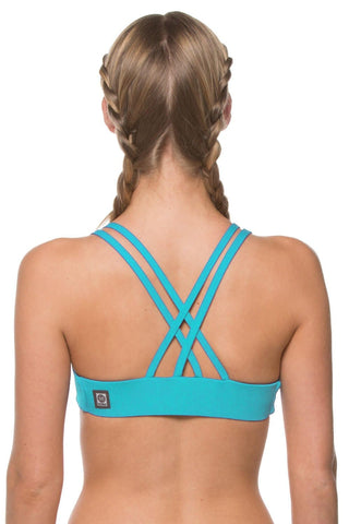 Fendrick Top - Hawaii Blue