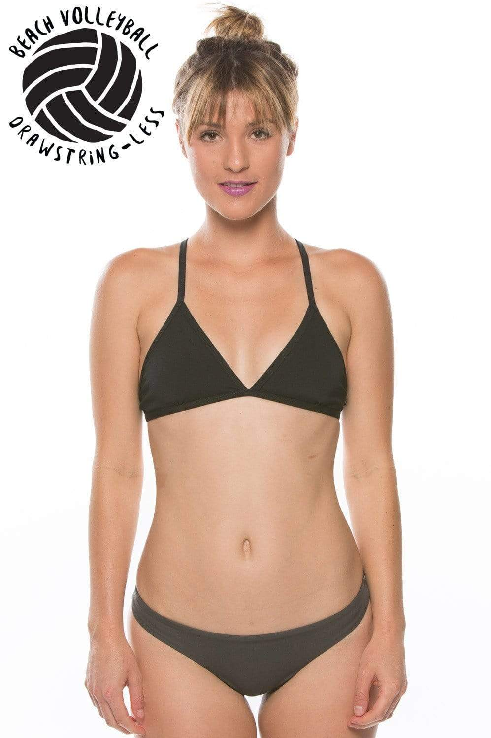 Moonlight Bikini Bottoms Solids - Darks