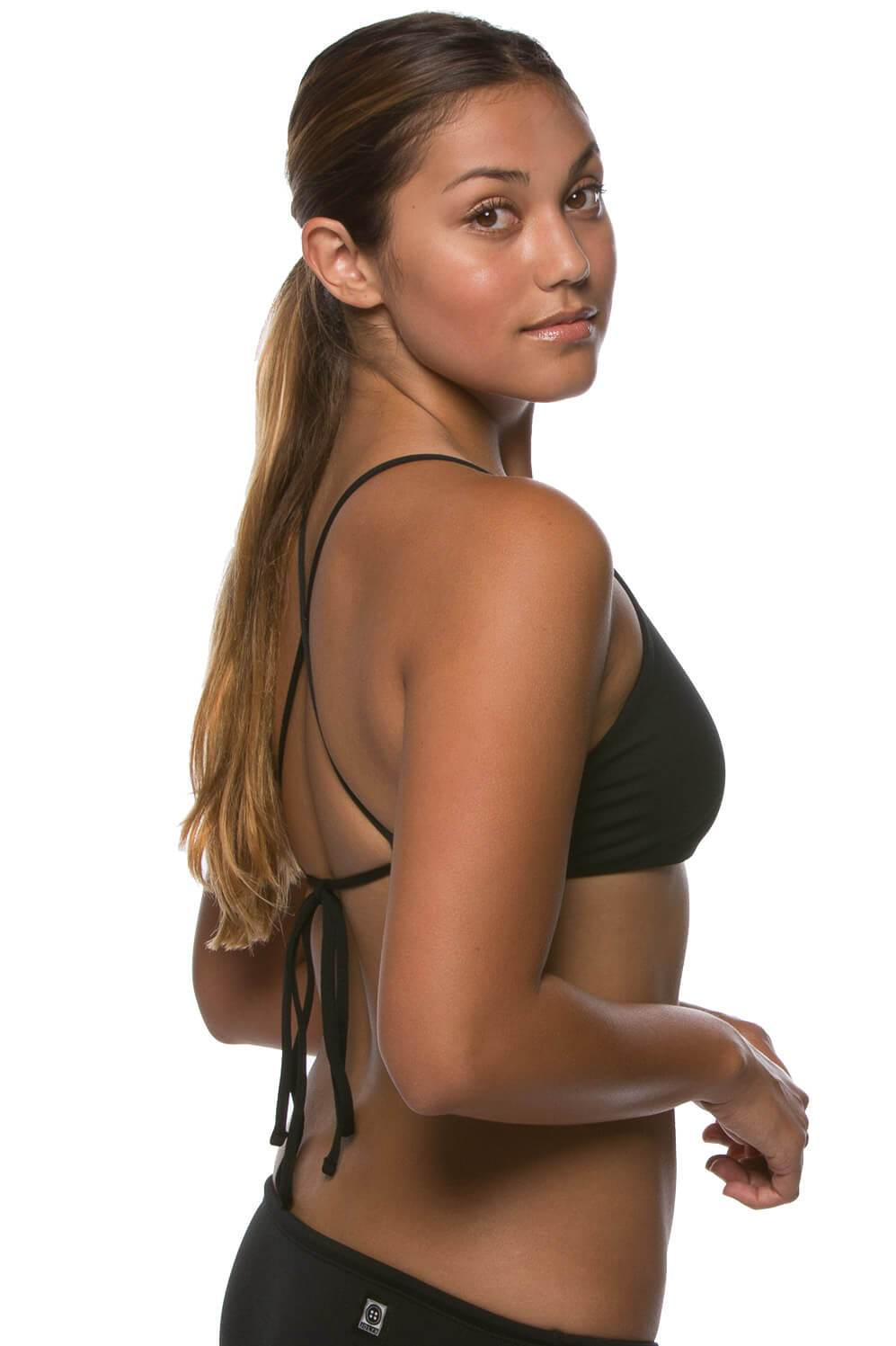 Jones Bikini Top - Black