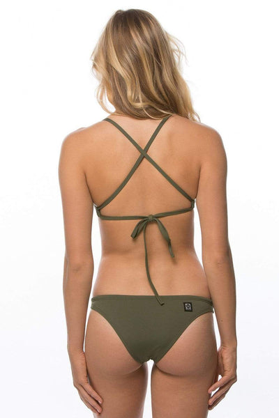 Brazil Bikini Bottoms Solids - Darks
