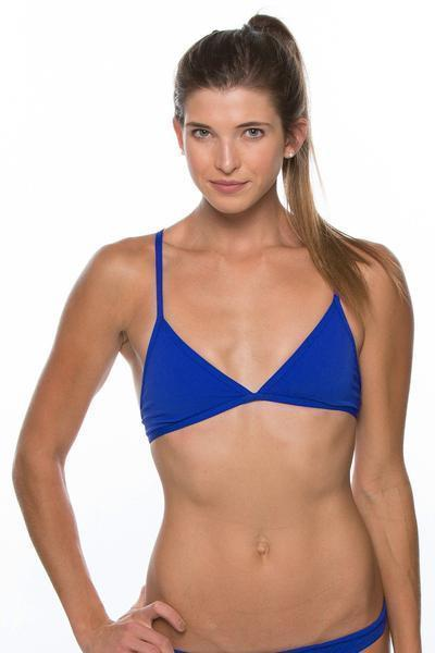 Triangle Bikini Tops Solids - Bolds