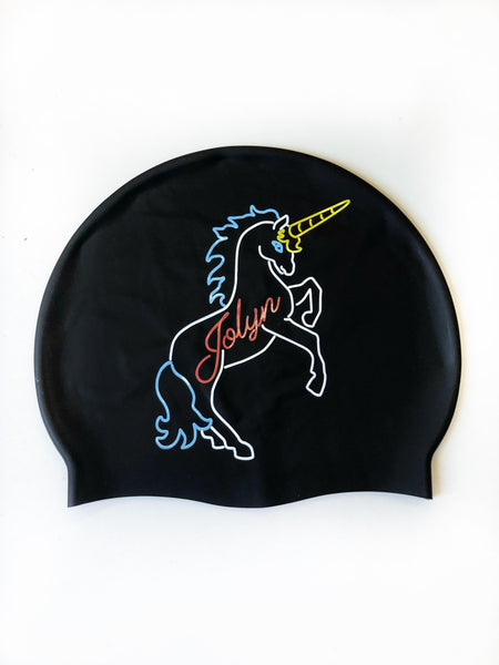 Swim Cap - UNICORN