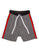 Heather Grey Track Short