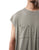 Sage Dual Pocket Sleeveless Tee