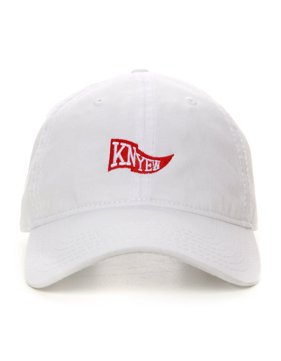 Cocaine White Flag Strapback