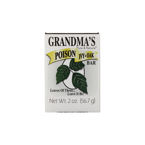 Grandma's Poison Ivy Bar