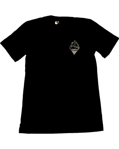 AK Adventure Club T-Shirt, Black