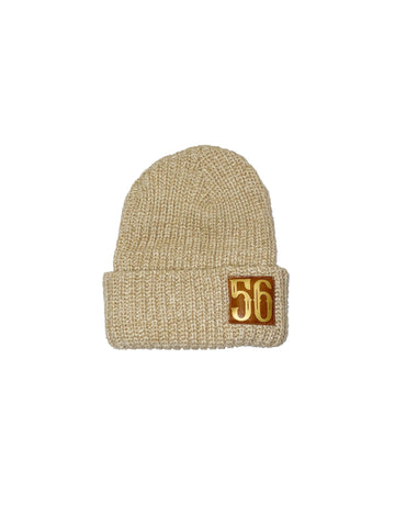 Cuffing Season Beanie (Cream)