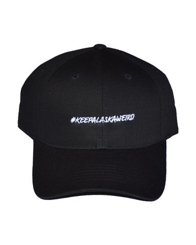Keep Alaska Weird Dad Hat