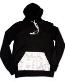 Pick Pocket Hoodie, X Marks the Spot Series