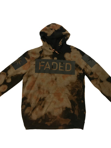 Faded Flash Hoodie