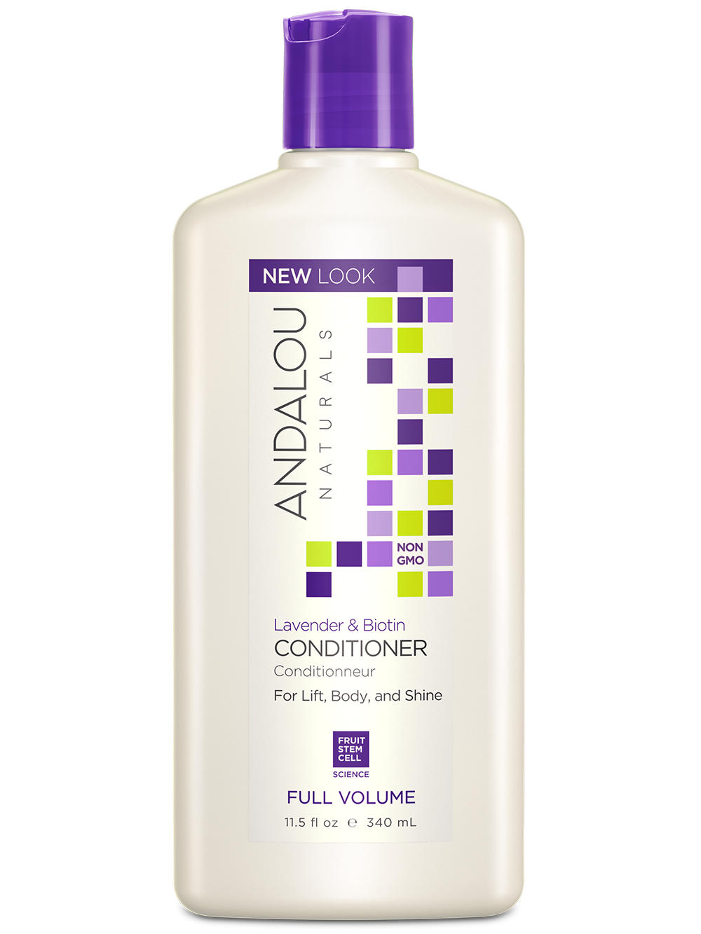 Andalou Naturals Lavender & Biotin Full Volume Conditioner - Harvest Haven