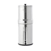 gravity water filter by Berkey, removes fluoride and arsenic from water