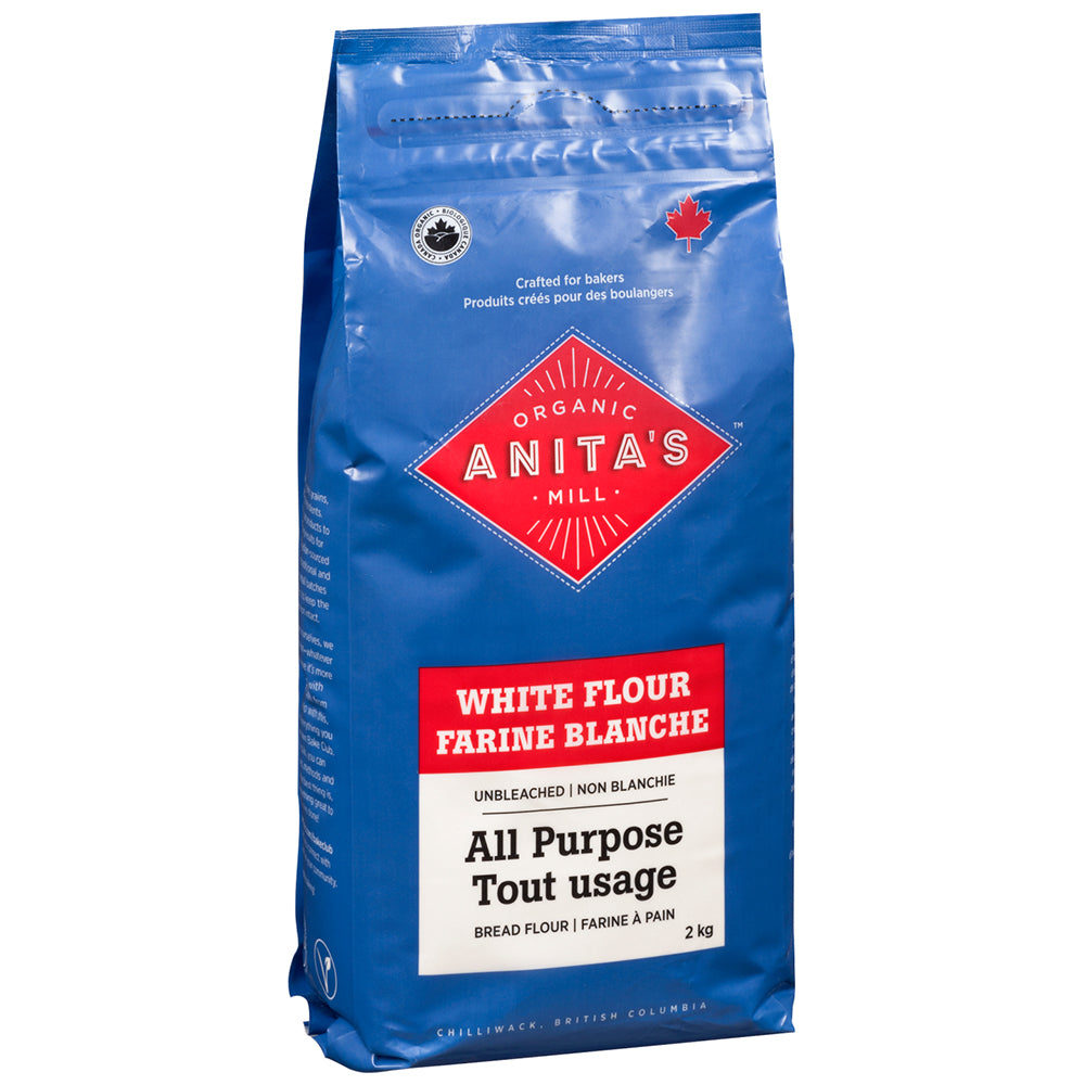 Anita's Organic Unbleached All Purpose White Flour