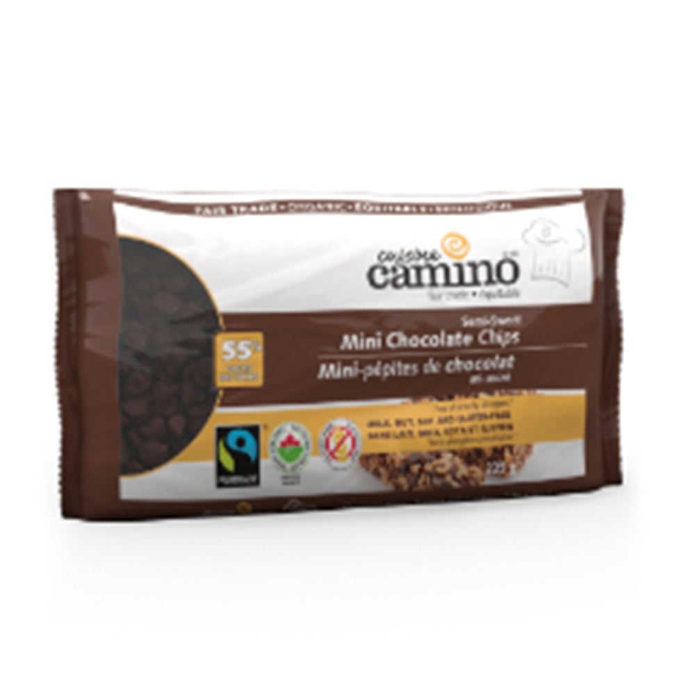 Camino Organic Mini Chocolate Chips