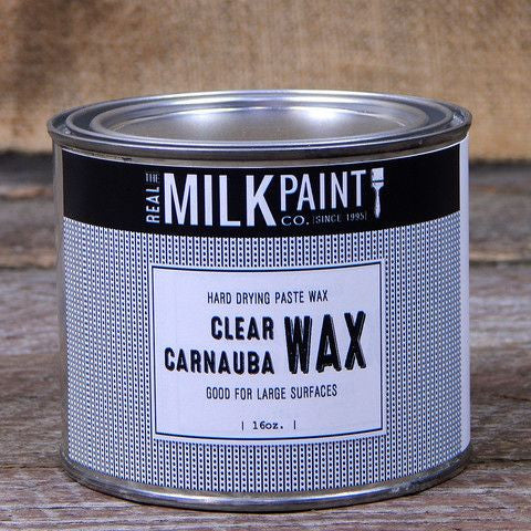 Clear Carnauba Wax