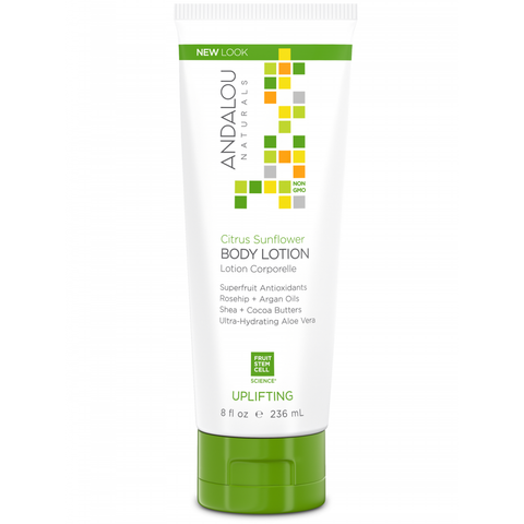 Andalou Naturals Citrus Verbena Uplifting Body Lotion - Harvest Haven