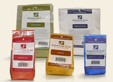 American Clay Color Packs