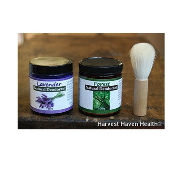 Harvest Haven Powder Deodorant