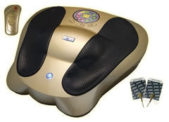 The Advanced Electro Reflex Energizer - low frequency stimulator for hand and foot massages -Harvest Haven