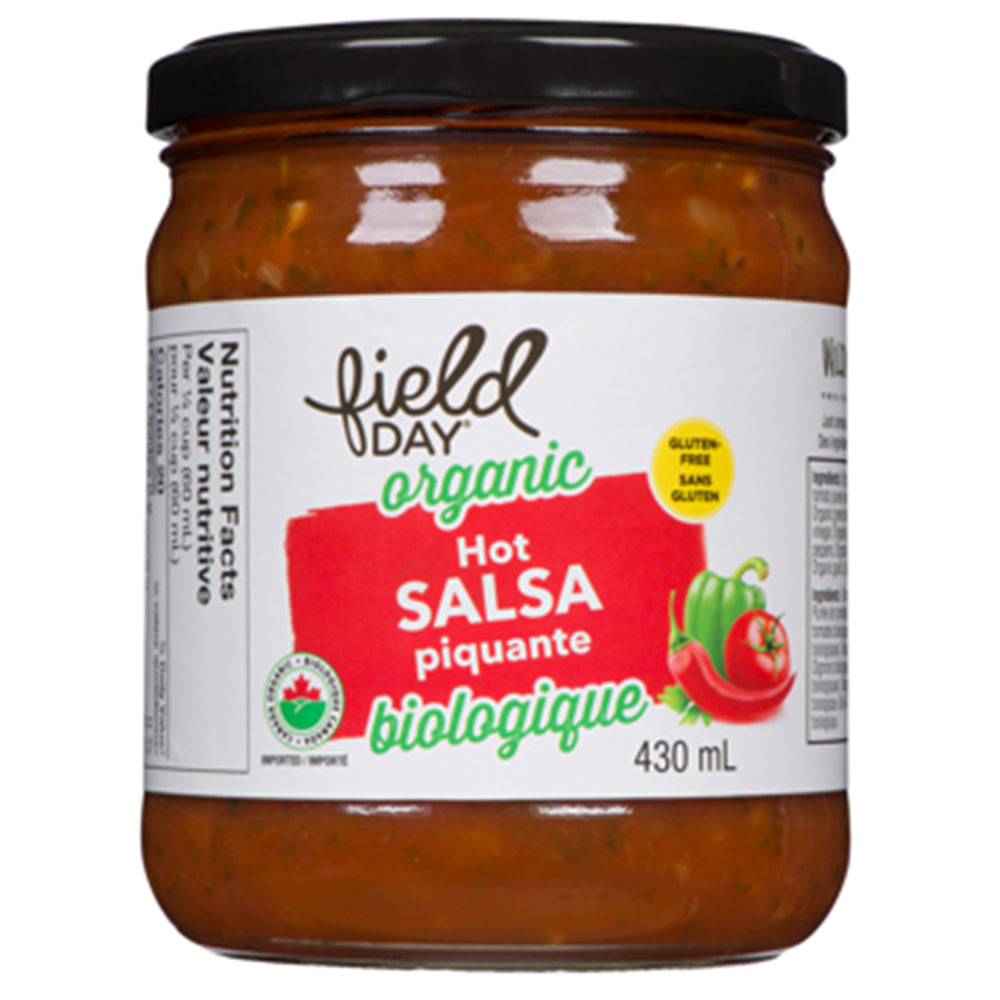 Field Day Organic Hot Salsa