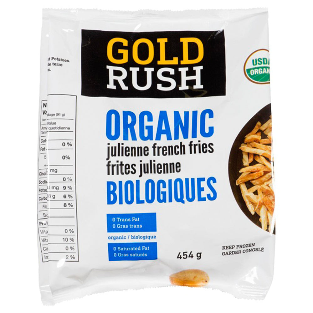Gold Rush Frozen Fries