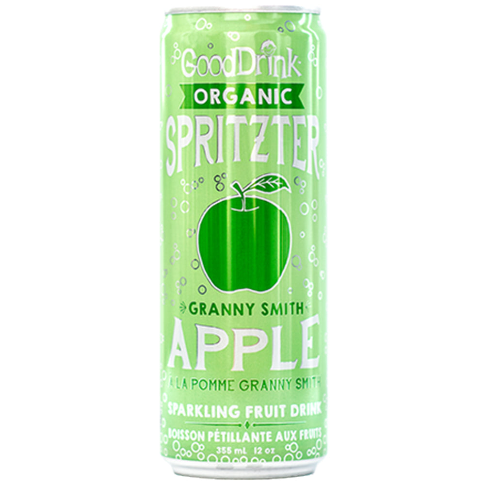 GoodDrink Organic Apple Spritzer