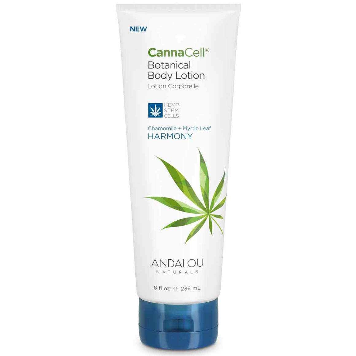 Andalou Naturals CannaCell Body Lotion- Harmony - Harvest Haven