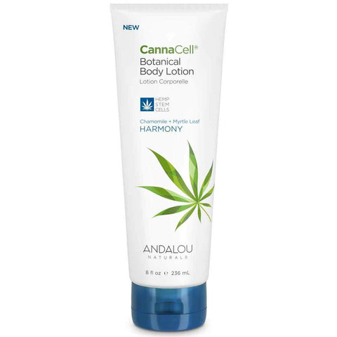 Andalou Naturals CannaCell Body Lotion- Harmony