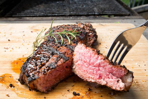 New York Strip Steak - Harvest Haven
