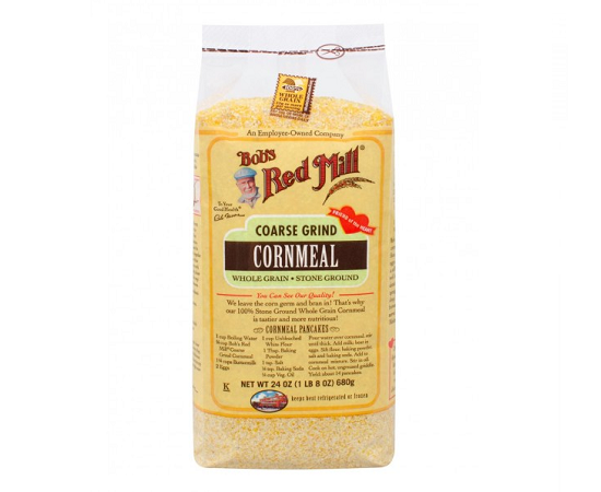 Coarse Ground Cornmeal, 3lb. - Harvest Haven