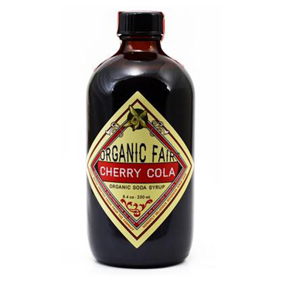 Organic Fair Cherry Cola Soda Syrup