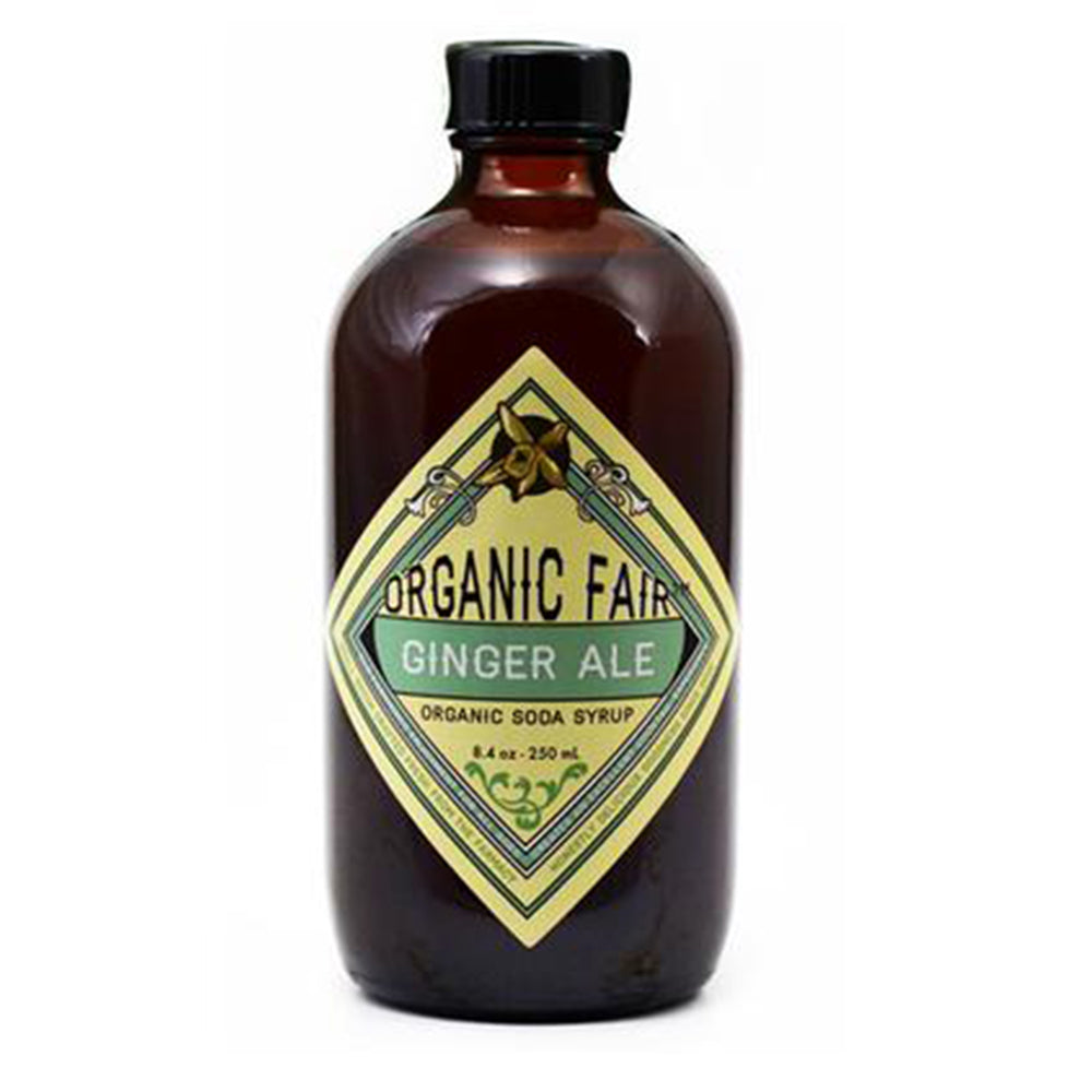 Organic Fair Ginger Soda Syrup