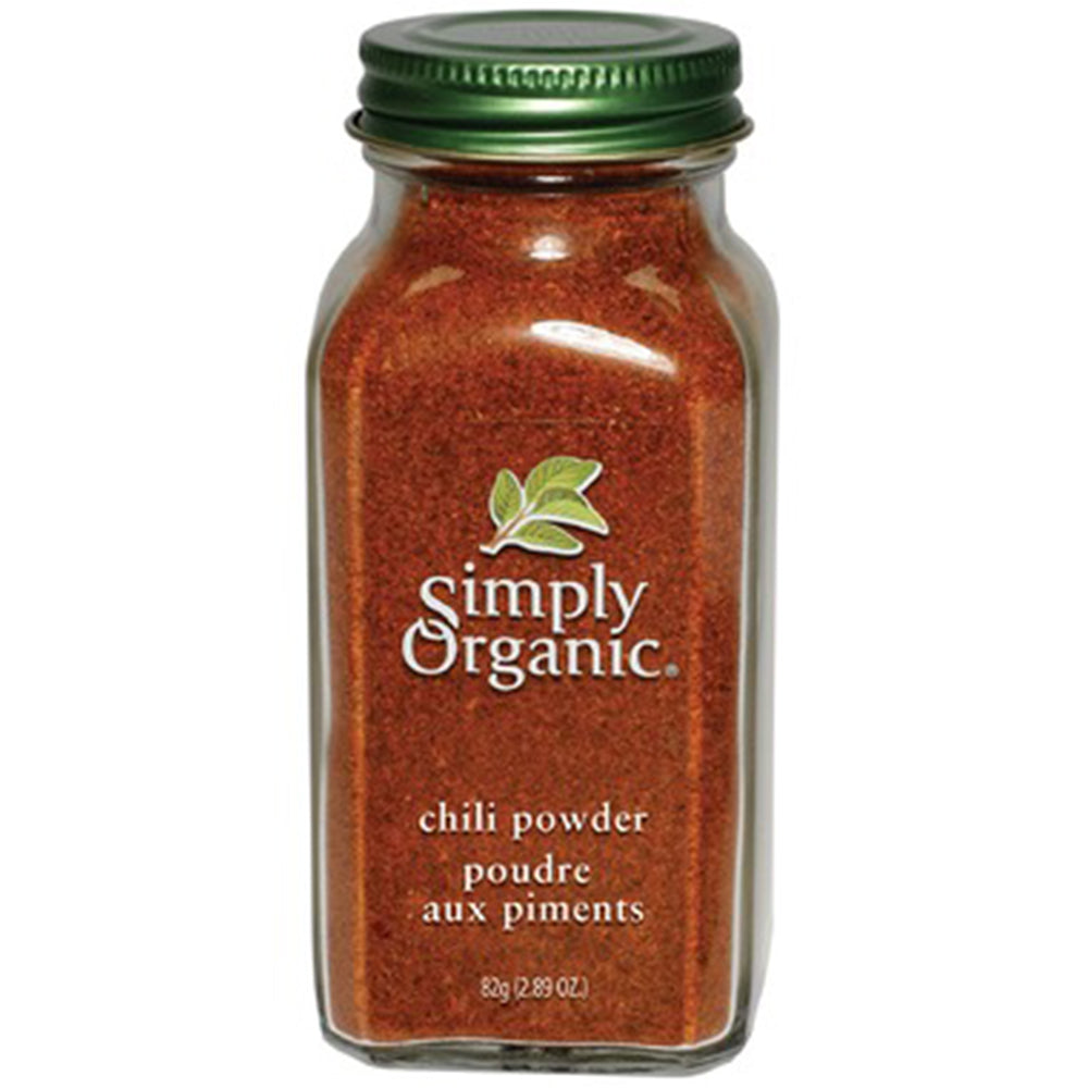 Simply Organic Chili Powder, 82 g