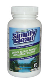 Simply Clean Oxygen Bleach Powder