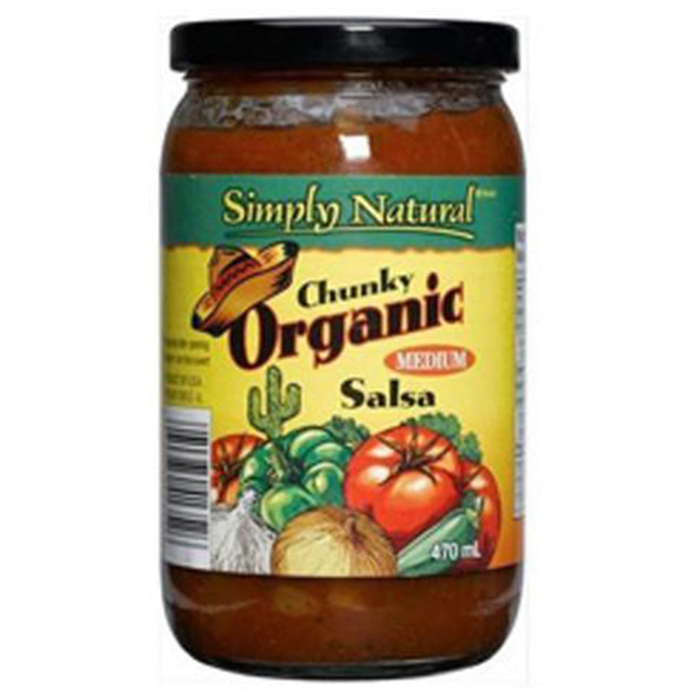 Simply Natural Organic Medium Salsa