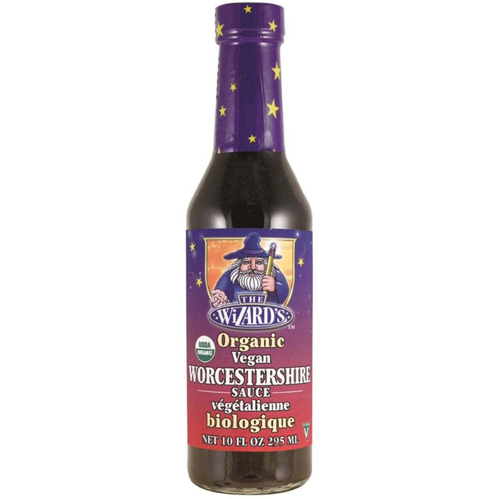The Wizard's Organic Worcestershire Sauce