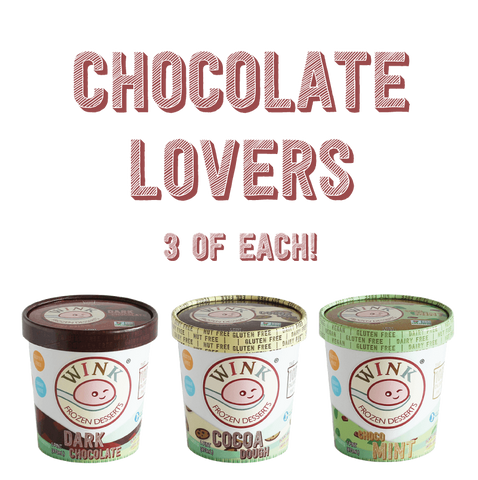 The Chocolate Lovers 9 Pack