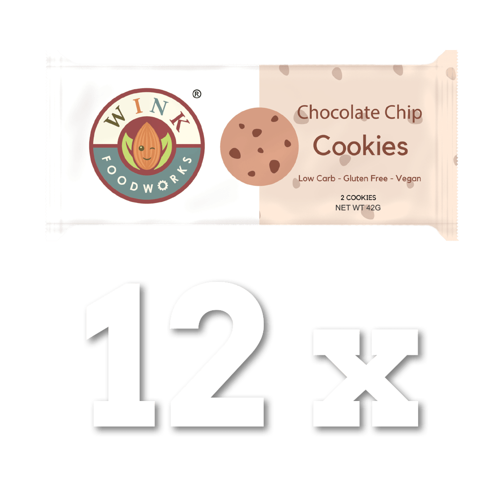 Chocolate Chip Cookie 12 Pack