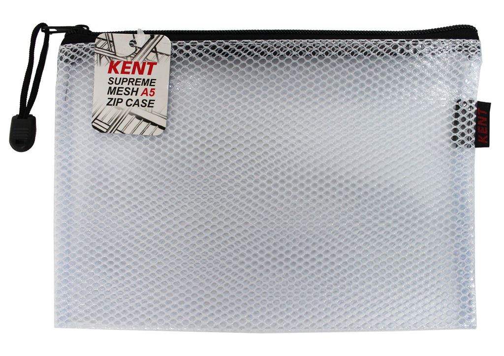 Mesh Zip Case Kent Supreme