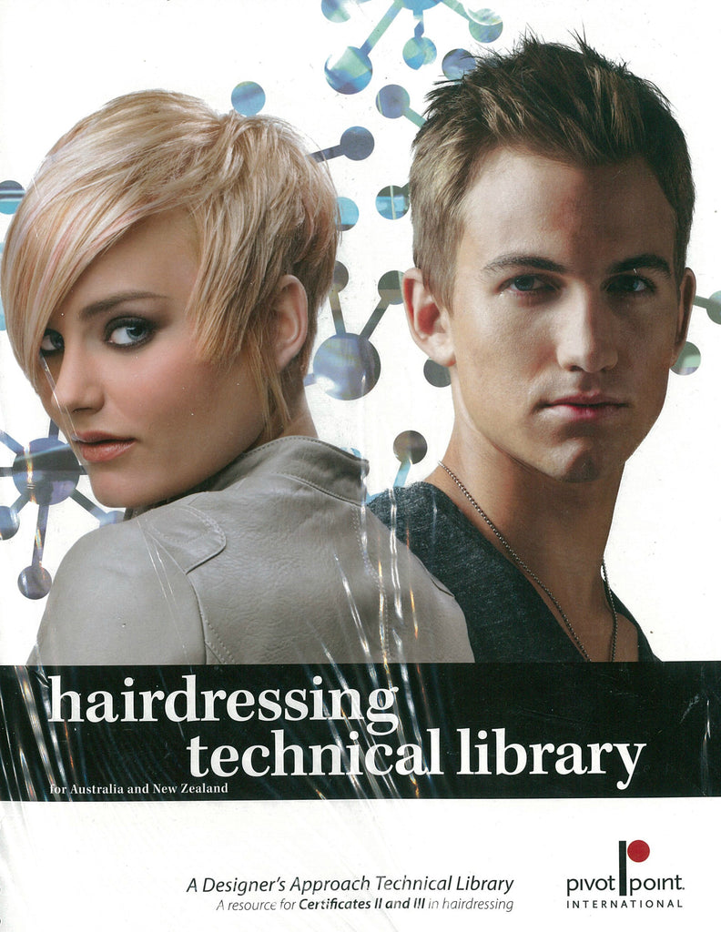 Hairdressing Technical Library including Artist Access Pivot Point 2015
