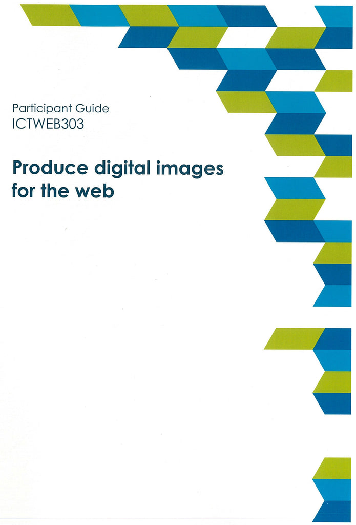 Produce Digital Images for the Web