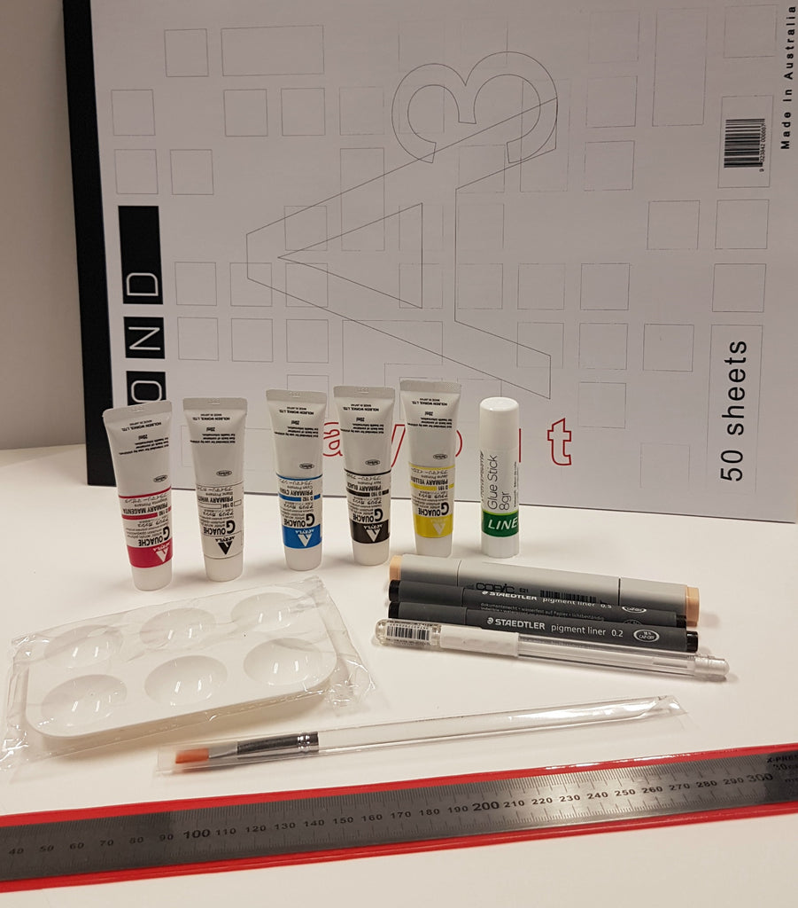 Diploma in Applied Fashion Kit