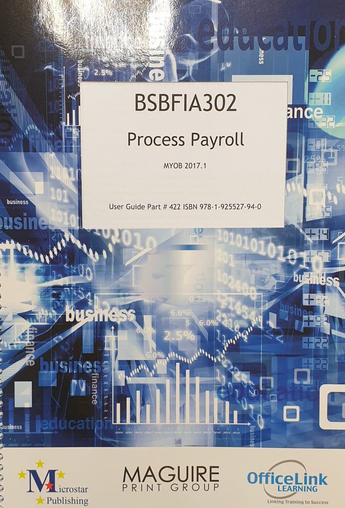 Process Payroll With MYOB