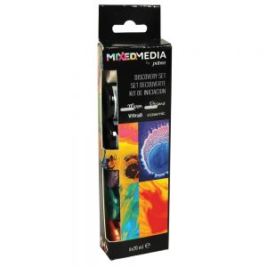 Pebeo  Mixed Media Discovery Kit