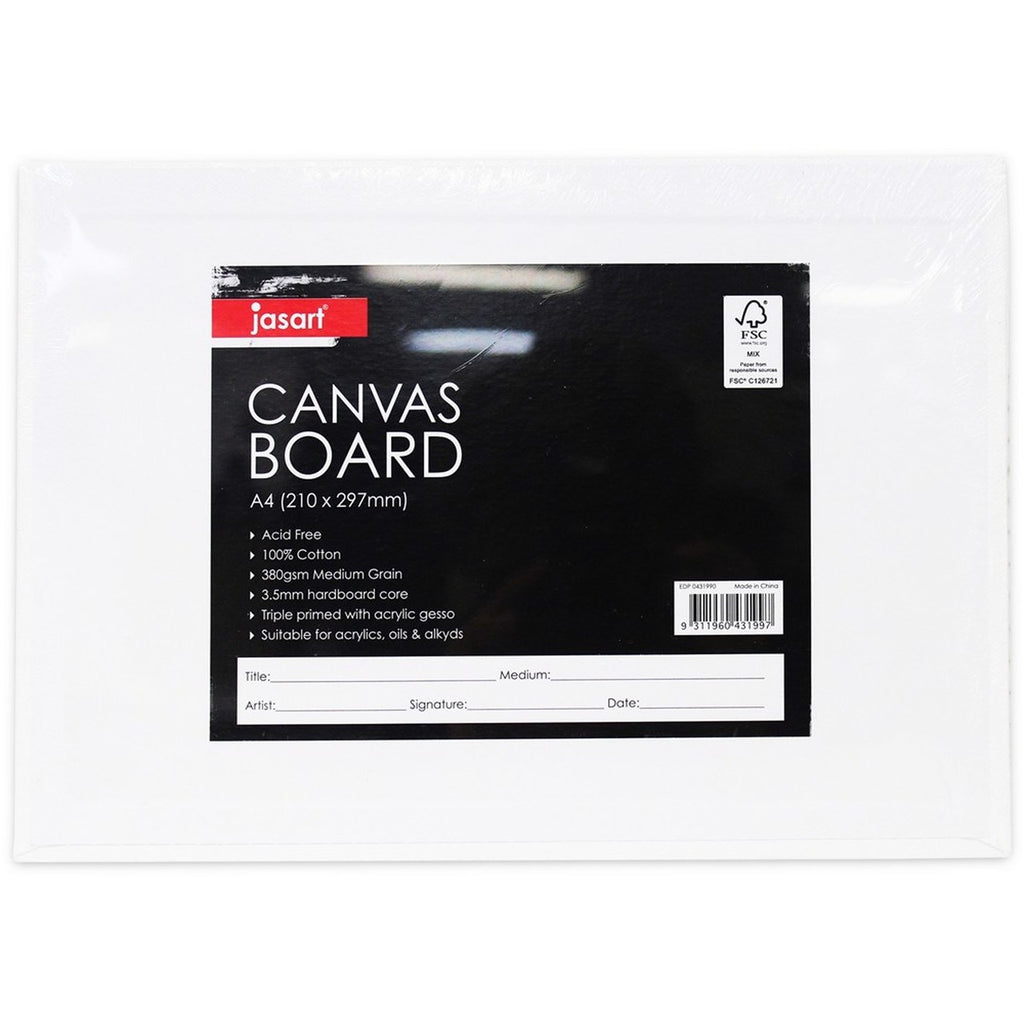 Jasart Canvas Board