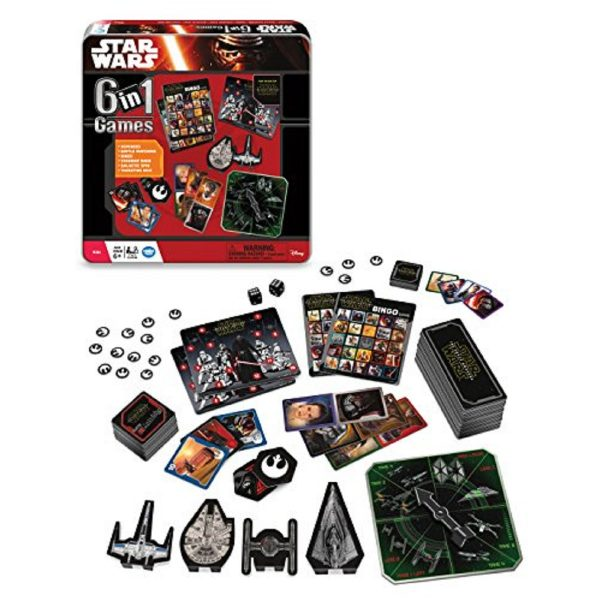Star Wars 6-in-1 Games