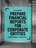 Prepare Financial Reports for Corporate Entities 5ed