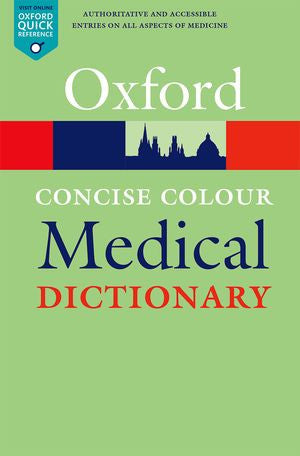 Oxford Concise Colour Medical Dictionary 6ed