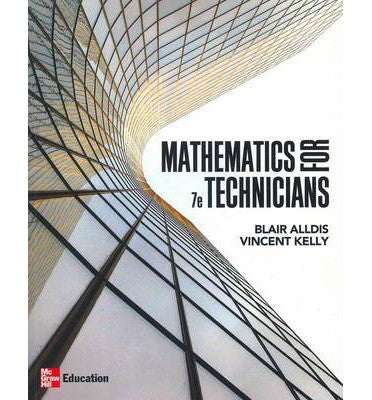 Mathematics for Technicians 7ed